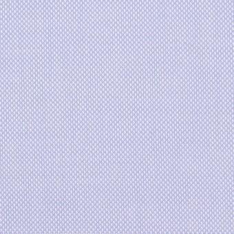 コットン×無地(ペールラベンダーブルー)×オックスフォード