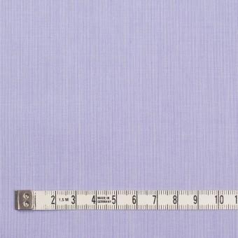コットン×ストライプ(ラベンダー)×ローン_全2色 サムネイル4