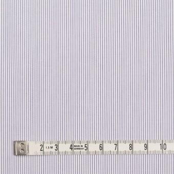 コットン×ストライプ(ブルー)×ローン_全2色 サムネイル4