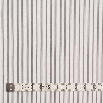 コットン×ストライプ(チャコール)×ローン_全2色 サムネイル4