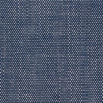 コットン×無地(ブルー)×キャンバス