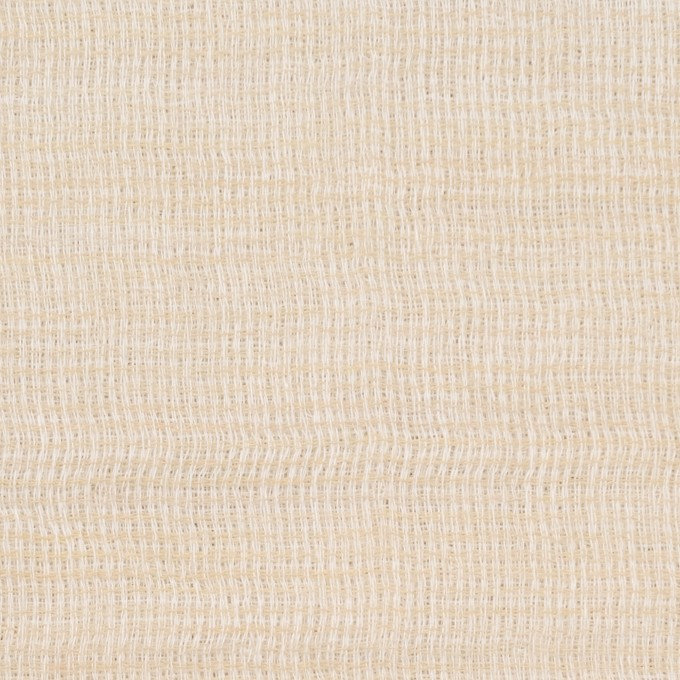コットン×無地(キナリ)×ガーゼ&ジャガード_全3色 イメージ1