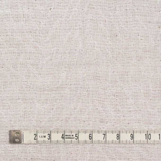 コットン×無地(キナリ)×ガーゼ&ジャガード_全3色 イメージ6