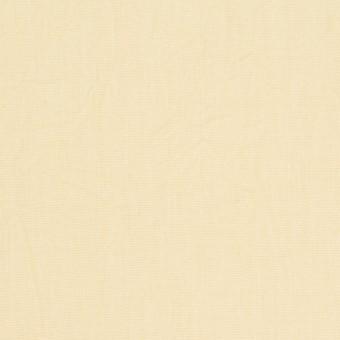 コットン×無地(ペールイエロー)×キャンブリックワッシャー_全5色