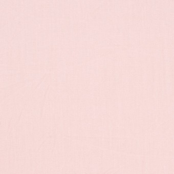 コットン×無地(ベビーピンク)×キャンブリックワッシャー_全5色