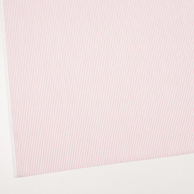 コットン×ストライプ(ピンク)×ボイル_全2色 イメージ2