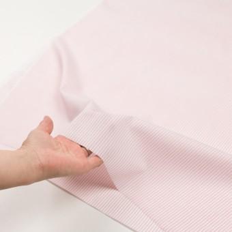 コットン×ストライプ(ピンク)×ボイル_全2色 サムネイル5