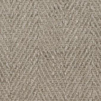 シルク×無地(アッシュグレー)×かわり織_全2色_イタリア製