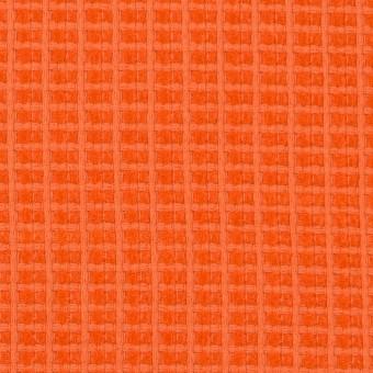 コットン&ナイロン×無地(オレンジ)×斜子織_全2色_イタリア製