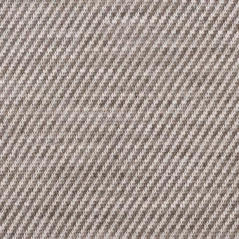 リネン×ミックス(カーキブラウン)×天竺ニット_全3色
