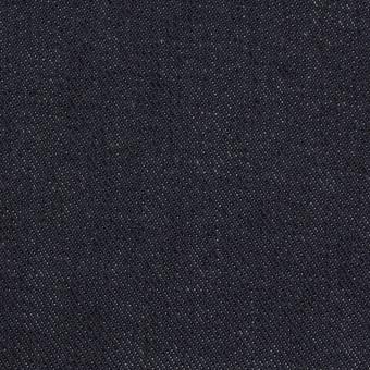 コットン×無地(インディゴ)×デニムストレッチ(13.5oz)