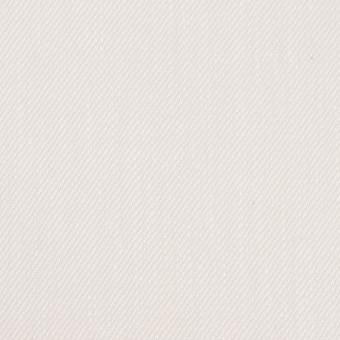 リネン×無地(オフホワイト)×カツラギ
