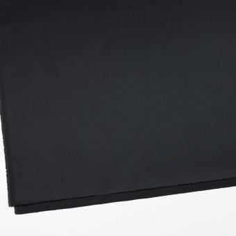 コットン&ポリウレタン×無地(チャコールブラック)×ギャバジンストレッチ サムネイル2