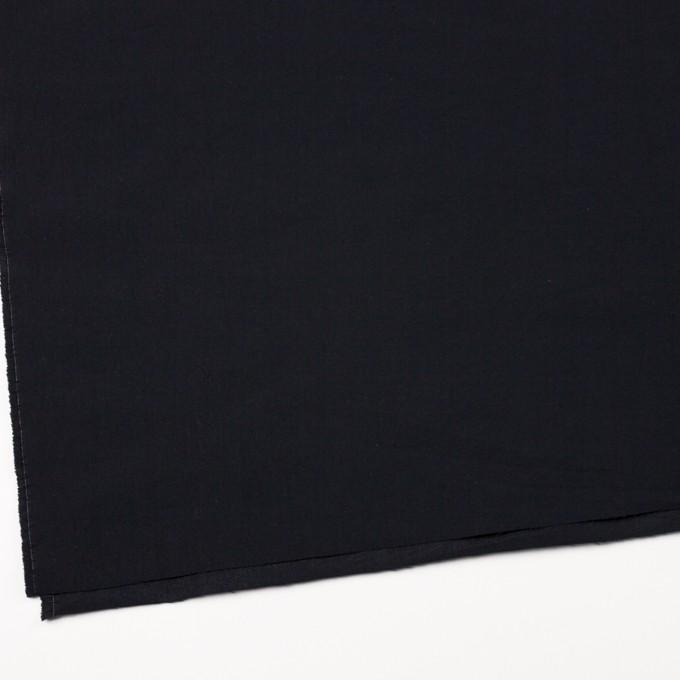 ナイロン&ポリウレタン×無地(ブラック)×サージストレッチ イメージ2