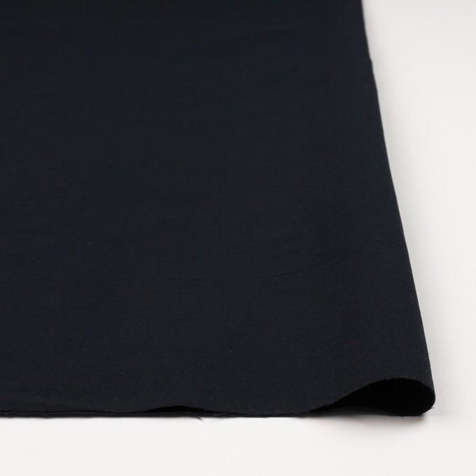 ナイロン&ポリウレタン×無地(ブラック)×サージストレッチ イメージ3