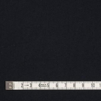 ナイロン&ポリウレタン×無地(ブラック)×サージストレッチ サムネイル4