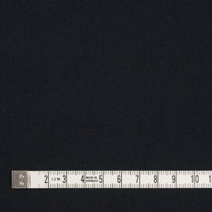 ナイロン&ポリウレタン×無地(ブラック)×サージストレッチ イメージ4