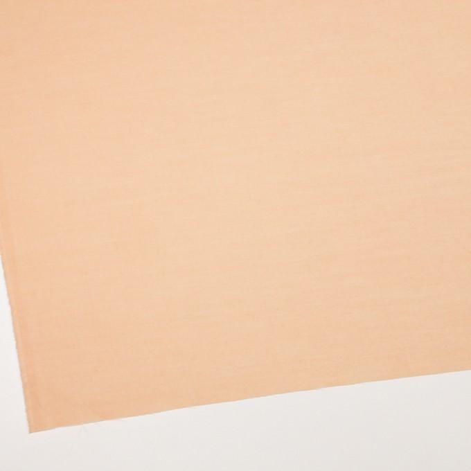 コットン&リネン×無地(ネープルスイエローレッド)×ローン_全4色 イメージ2