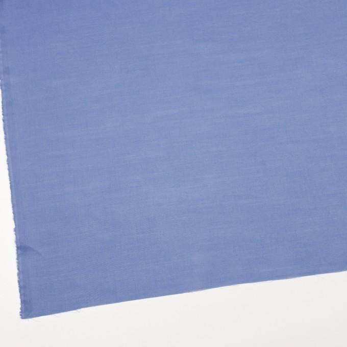 コットン&リネン×無地(ヒヤシンスブルー)×ローン_全4色 イメージ2