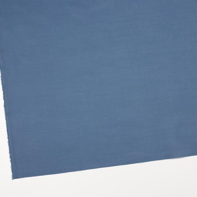 コットン&リネン×無地(ブルーグレー)×ローン_全4色 イメージ2