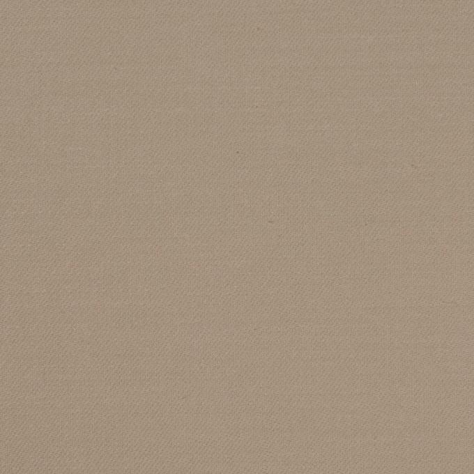 コットン×無地(グレイッシュベージュ)×サテン_全4色 イメージ1