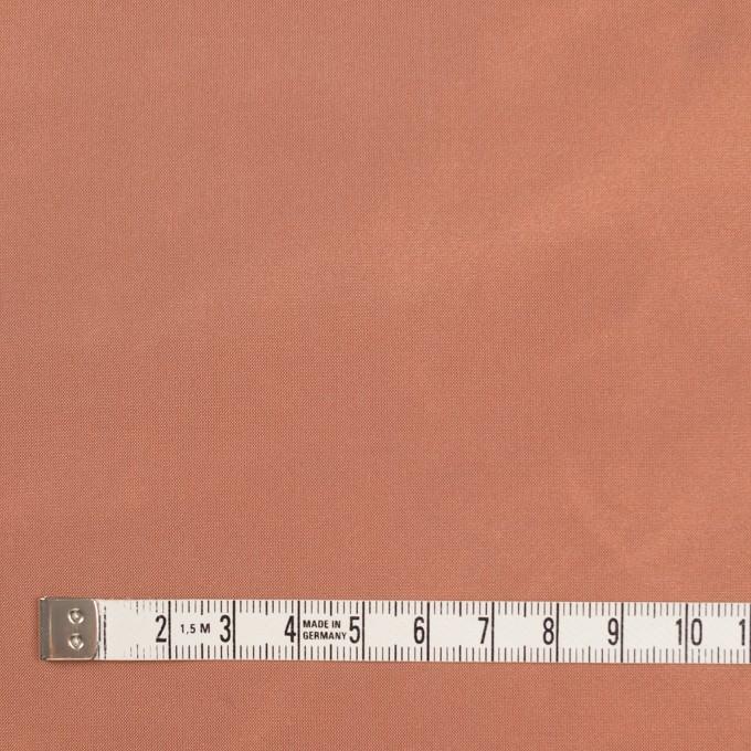 ポリエステル&アセテート×無地(アプリコット)×形状記憶シャンブレータフタ_全6色 イメージ4