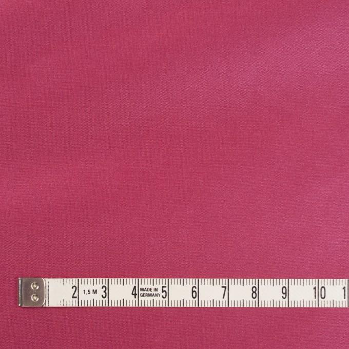 ポリエステル&アセテート×無地(チェリーピンク)×形状記憶シャンブレータフタ_全6色 イメージ4