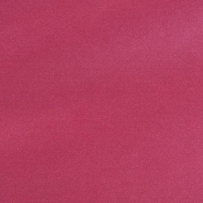 ポリエステル&アセテート×無地(チェリーピンク)×形状記憶シャンブレータフタ_全6色 イメージ1
