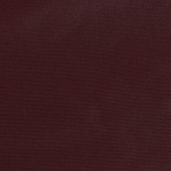 ポリエステル&アセテート×無地(エンジ)×形状記憶シャンブレータフタ_全6色