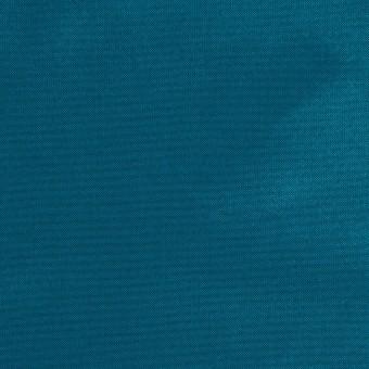 ポリエステル&アセテート×無地(ターコイズ)×形状記憶シャンブレータフタ_全6色