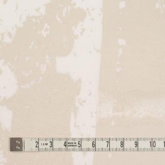 コットン&ポリウレタン×ペイント(キナリ)×ギャバジン・ストレッチ_イタリア製 サムネイル4