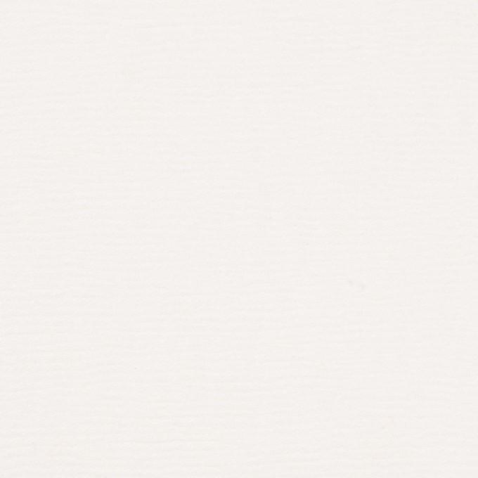 コットン&シルク×無地(オフホワイト)×かわり織_イタリア製 イメージ1