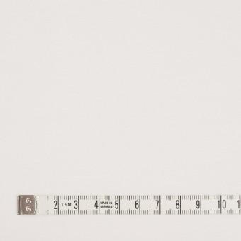 コットン&ナイロン×無地(オフホワイト)×バックサテンシャンタン_全2色_イタリア製 サムネイル4