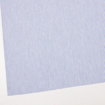 コットン&リネン×ストライプ(ブルー)×ローン サムネイル2