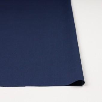 キュプラ&リネン混×無地(ネイビー)×ブロード_全2色 サムネイル3
