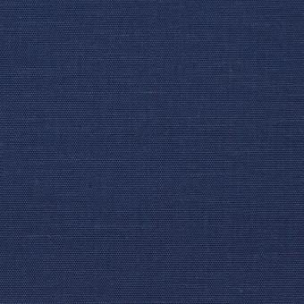 キュプラ&リネン混×無地(ネイビー)×ブロード_全2色 サムネイル1