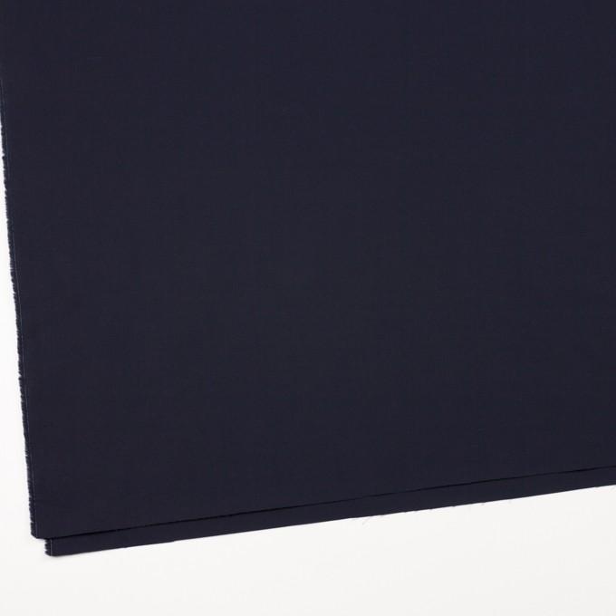 コットン×無地(ダークネイビー)×ブロード イメージ2