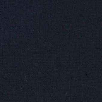コットン×無地(ダークネイビー)×ブロード