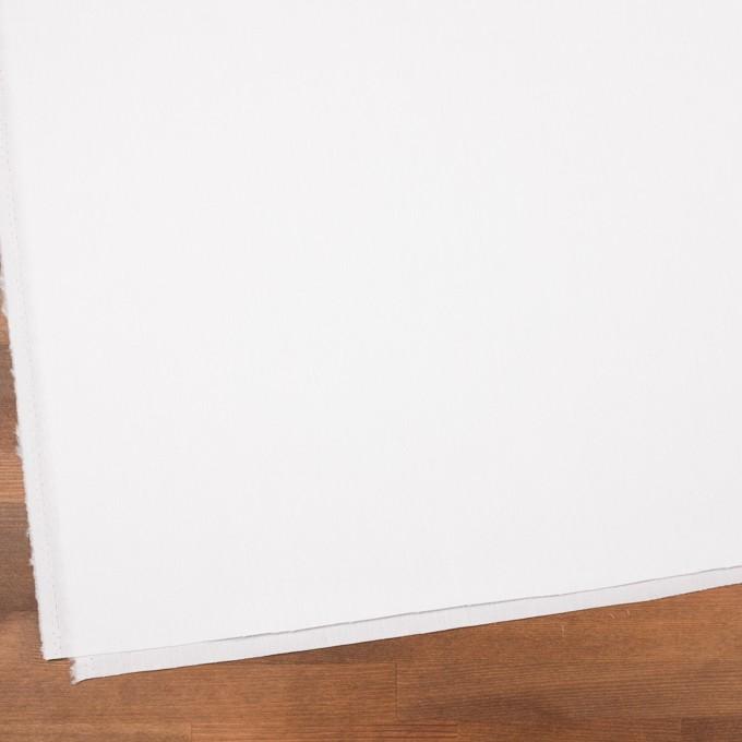 コットン×無地(オフホワイト)×ピケ イメージ2