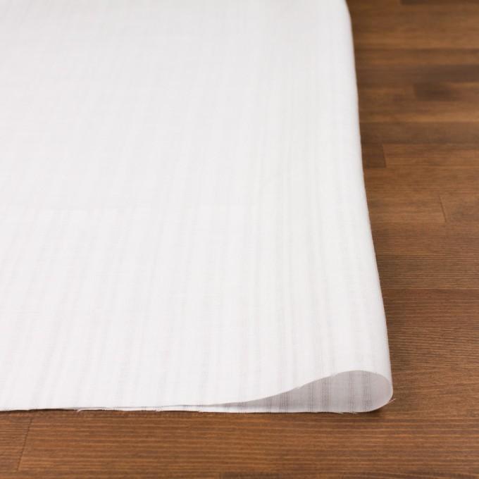 ラミー×無地(オフホワイト)×かわり織 イメージ3
