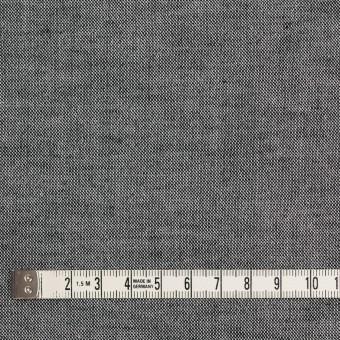 コットン×無地(チャコール)×薄オックスフォード サムネイル4