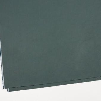 コットン×無地(スレートグリーン&マリンブルー)×シャンブレーチノクロス_全3色 サムネイル2
