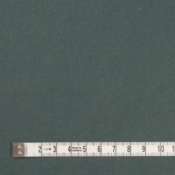 コットン×無地(スレートグリーン&マリンブルー)×シャンブレーチノクロス_全3色 サムネイル4