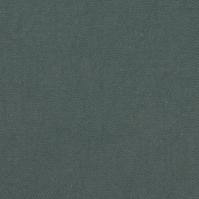 コットン×無地(スレートグリーン&マリンブルー)×シャンブレーチノクロス_全3色 イメージ1