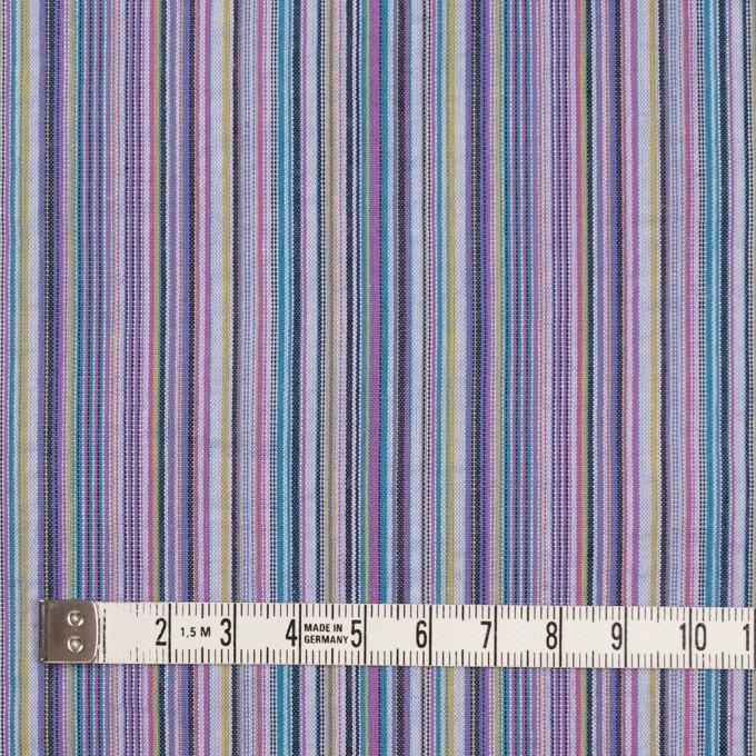 コットン×ストライプ(バイオレット)×サッカー_全2色 イメージ4