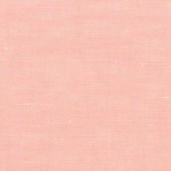 コットン&シルク×無地(ベビーピンク)×シャンタン_イタリア製