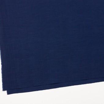 キュプラ&コットン混×無地(ネイビー)×シャンタン_全2色_イタリア製 サムネイル2