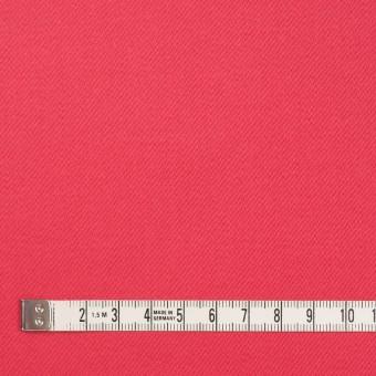 コットン&ポリノジック混×無地(カーネーション)×サテンストレッチ_全2色 サムネイル4
