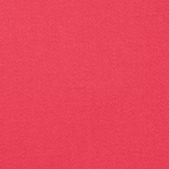 コットン&ポリノジック混×無地(カーネーション)×サテンストレッチ_全2色 イメージ1