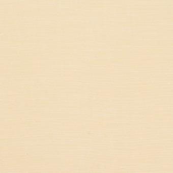 レーヨン&シルク×無地(クリームイエロー)×バックサテンシャンタン_イタリア製